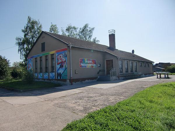 Jugendclub Barchfeld - Außen