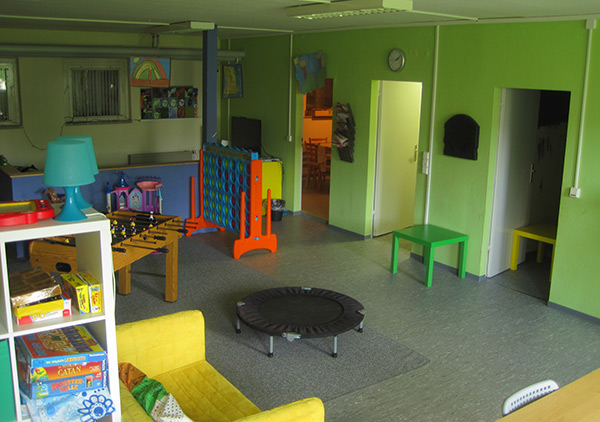 Kinderclub Nest - Innen