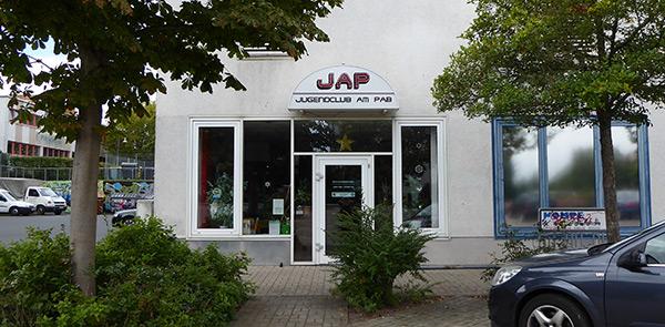 Jugendclub Bad Salzungen - Außen